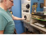 testing telecom rectifier for DC plant