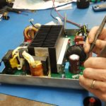 testing and repairing telecom equipment and rectifiers