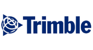 blue trimble logo